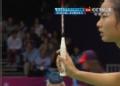 奥运视频-王仪涵接球失误丢分 中国VS加拿大