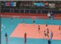 奥运视频-中国女排以守为攻 土耳其冲天炮出界