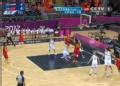 奥运视频-陈楠断球快攻上篮 女篮克罗地亚VS中国