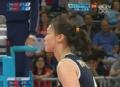 奥运视频-厄尔登2号位进攻 惠若琪蕴雯双人拦网
