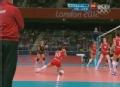 奥运视频-魏秋月二次球吊球得分 中国VS土耳其
