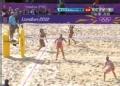 奥运视频-薛晨插后排巧得分 沙排中国VS瑞士