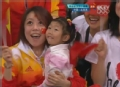 奥运视频-女排中国VS土耳其 看台少妇甜美可爱