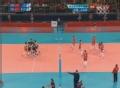 奥运视频-惠若琪四号位扣小斜线 中国VS土耳其