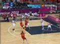 奥运视频-女篮小组赛 中国队83-58大胜克罗地亚