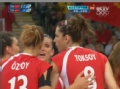 奥运视频-马蕴雯二号位背飞 女排中国VS土耳其
