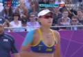 奥运视频-薛晨发关键一球直接得分 女子沙排
