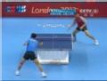 奥运视频-王博正拍抽杀失误 男乒中国VS土耳其