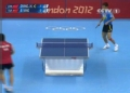 奥运视频-王博横板格挡 张继科近台猛抽球失误