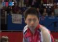 奥运视频-王博连续直板狂抽 张继科挑高球失误