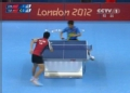奥运视频-王博下旋发球得分 男乒中国VS土耳其