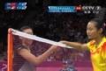 奥运视频-王仪涵2-0顺利晋级16强 女羽单打