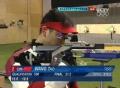 奥运视频-王涛10.6环第二 10米气步枪决赛第2枪