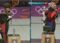 奥运视频-王涛第3枪命中9.3环 10米气步枪决赛