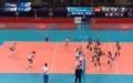 奥运视频-塞尔维亚双人拦网出界 韩国暂时领先