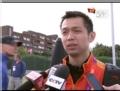 奥运视频-朱启南:冲金心理强烈 已经尽力比赛