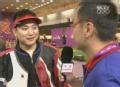 王涛:朱启南出局因运气不好 整体稳定9环可惜