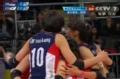 奥运视频-金延璟再添一分 韩国25-12拿下第一局