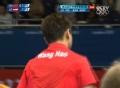 奥运视频-王皓强势进攻振臂欢呼 乒乓男单第3轮