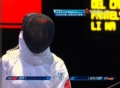 奥运视频-孙玉洁完美一剑追平 重剑女子1/16决赛