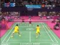 奥运视频-莎拉里绝杀暴扣 混双预赛中国VS泰国