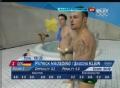 奥运视频-德国选手高难度动作 男子10米台决赛