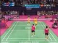 奥运视频-马晋侧飞扣杀球 混双预赛中国VS泰国
