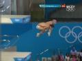 奥运视频-英国彼得打开显偏高 男子10米台决赛