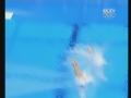 奥运视频-曹缘张雁全获92.88分 男子十米台决赛