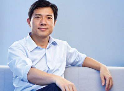 百度公司创始人、董事长兼首席执行官