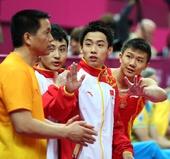 奥运图:中国体操男团夺冠 安静一点好嘛?