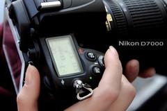 尼康 D7000 肩屏图