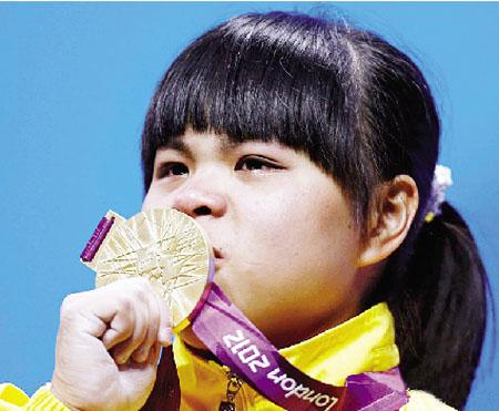 湖南妹子改国籍夺金牌