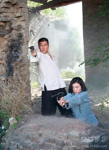 《尖刀队》崔波、范雨林演绎中国版史密斯夫妇