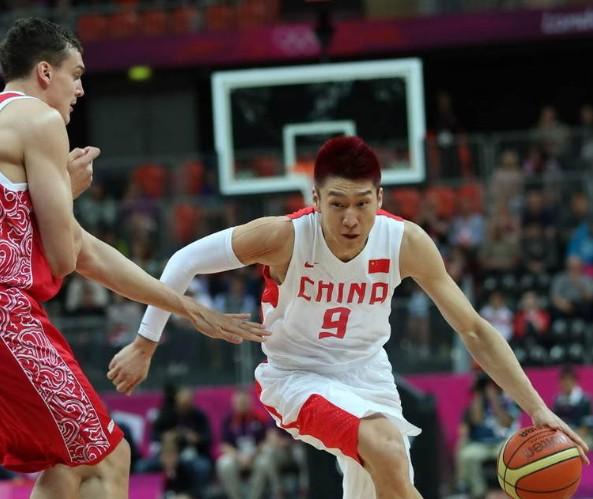 资料图:中国男篮
