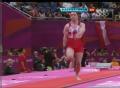 奥运视频-英国选手空中翻腾900度 体操男团决赛