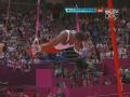 奥运视频-美国小将力量不足 吊环动作频繁颤抖