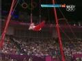 奥运视频-美国霍尔顿团身向后720 体操男团决赛