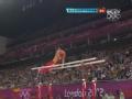 奥运视频-张成龙高度直呈后摆 下杠不稳稍遗憾