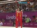 奥运视频-郭伟阳下杠稳落地 不辱使命振臂高呼