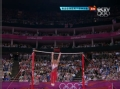 奥运视频-内村航平直体720度下杠 体操男团决赛