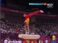 奥运视频-中国队体操完美落幕 张成龙顶住压力