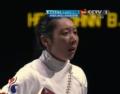 奥运视频-女子重剑罕见争议 秒杀判决未果存疑