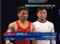 奥运视频-张杰145kg失败落后 举重男子62kg级