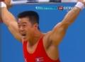 奥运视频-金云昆破奥运抓举纪录 领先张杰14kg