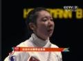 奥运视频-女子重剑演争议判罚 韩选手痛哭申诉