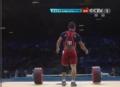 奥运视频-阿塔克挺举166kg失败 举重男子62kg级