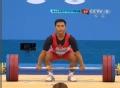 奥运视频-伊拉万挺举168kg失利 举重男子62kg级