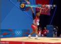 奥运视频-伊拉万再战168kg成功 举重男子62kg级
