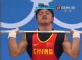 奥运视频-张杰再战178kg失利 无缘三强遗憾退场